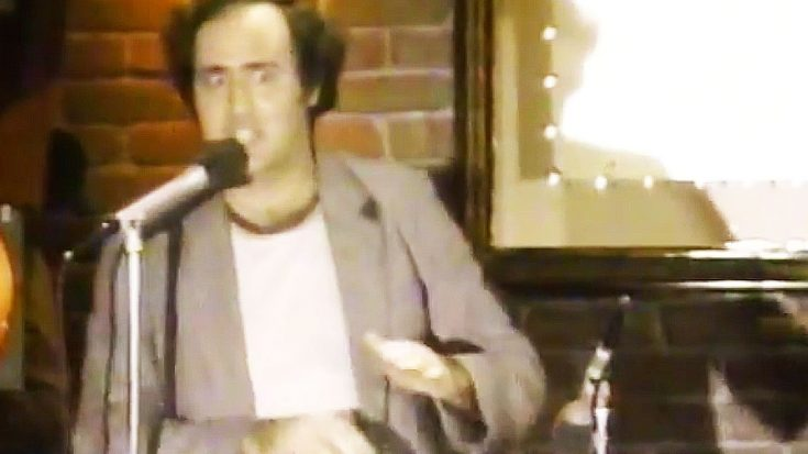 "To This Day, Nothing Gets Us Scratching Our Heads Like Andy Kaufman's ""Rock Island"" Skit… 