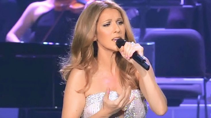 "In Case You Didn't Know, Celine Dion Sings ""Open Arms"" In A Way That Is Just Too Good For Words! 