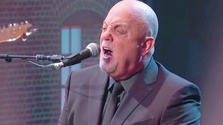 New York's Own Billy Joel Crashes Jimmy Kimmel's Brooklyn Show For Epic Performance of 'Miami 2017' | Society Of Rock Videos
