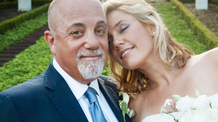 """Report: It's An """"Uptown Girl"""" For Billy Joel And His Wife – Congratulations!   Society Of Rock Videos"""