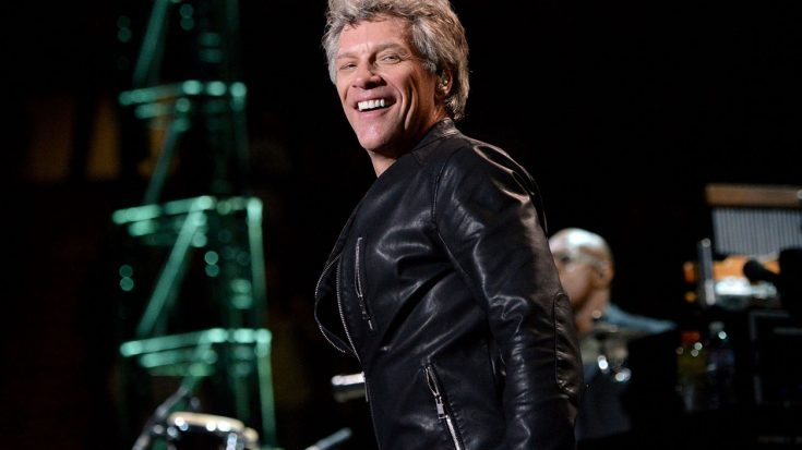 With 1 Single Photo, Jon Bon Jovi Just Granted A Wish Fans Never Even Knew They Had | Society Of Rock Videos