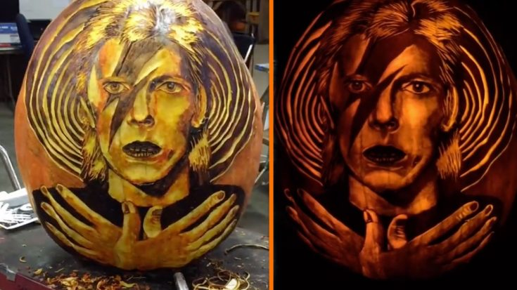 These Rock Fans Transformed Jack-O-Lanterns Into Frighteningly Good Tributes To Your Favorite Legends | Society Of Rock Videos