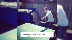 11 Times The Fray Nailed What Being On Tour Is Actually Like (PHOTOS)