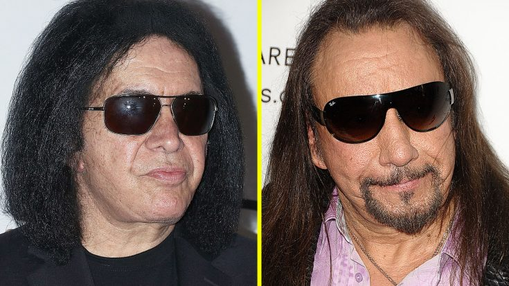 Gene Simmons Reveals A Heartbreaking Truth Behind Ace Frehley's First Departure From Kiss… | Society Of Rock Videos