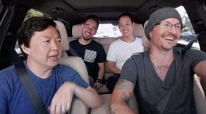 With The Blessing Of Chester Bennington's Family, The Linkin Park 'Carpool Karaoke' Episode Is Here
