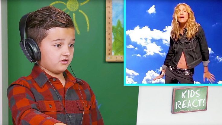 Kids Listen To Madonna For The First Time, And Can't Believe Their Eyes or Ears!