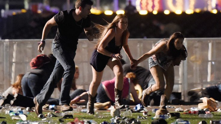 Report: 59 Dead, 515 Injured In Horrific Las Vegas Mass Shooting | Society Of Rock Videos