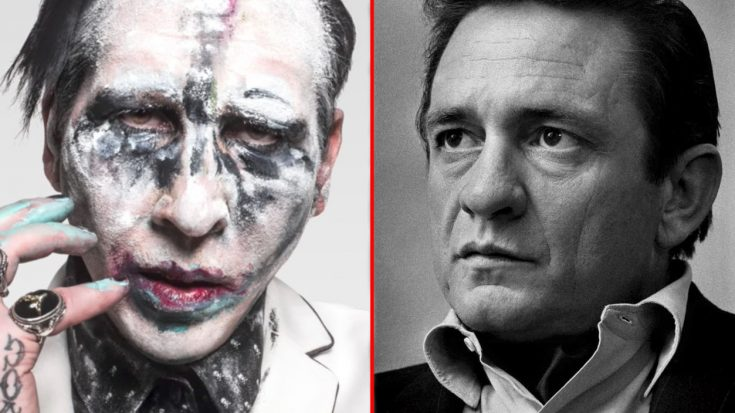 Marilyn Manson Channels Johnny Cash For This Cover – We Couldn't Be More Thrilled With How It Turned Out