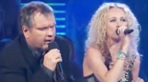 "Alongside His Daughter Pearl, Meat Loaf Belts Out Janis Joplin's ""Piece Of My Heart"" Like Nobody's Business!"