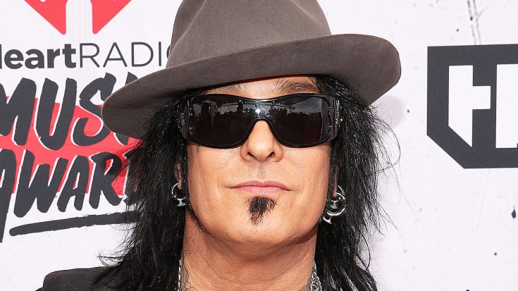 Nikki Sixx Officially Puts This Age-Old Rock & Roll Urban Legend To Bed For Good…