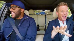 Neil Patrick Harris And Tyler Perry Rock Out Your Favorite Classic Hits In Latest 'Carpool Karaoke' Episode!