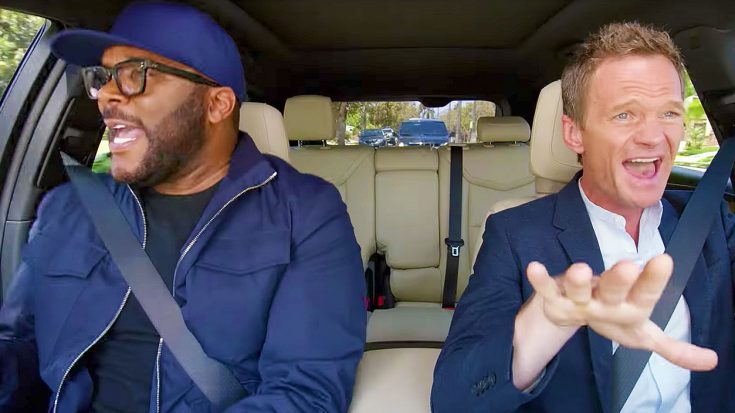 Neil Patrick Harris And Tyler Perry Rock Out Your Favorite Classic Hits In Latest 'Carpool Karaoke' Episode! | Society Of Rock Videos