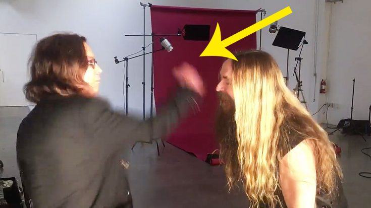 Ozzy Osbourne Just 'Punched' Zakk Wylde… Again | Society Of Rock Videos