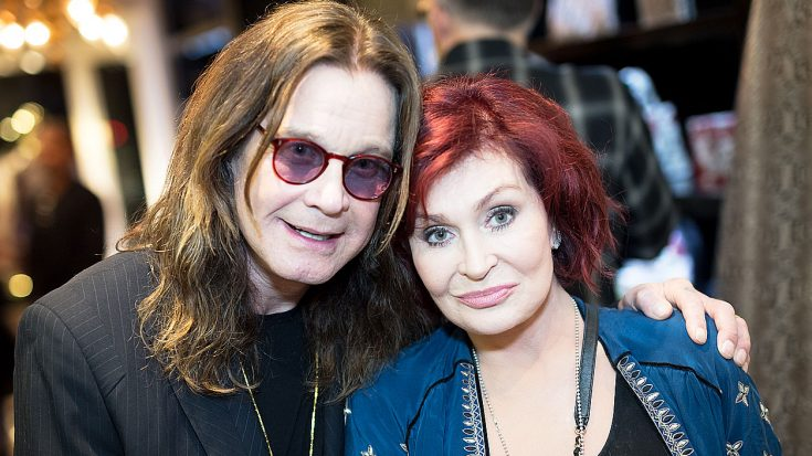 After Everything, Sharon Osbourne Boils Ozzy's Infidelities Down To Just Two Words… | Society Of Rock Videos