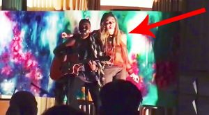 Camera Catches Michael Jackson's Daughter, Paris Jackson, Singing, & She Sounds Exactly Like Her Dad!
