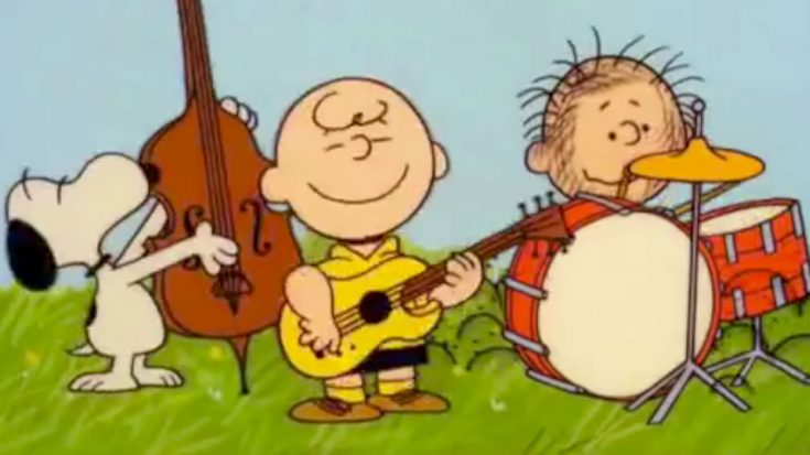 "We Dare You Not To Smile As The Peanuts Gang Tackles Chicago's ""25 Or 6 To 4"" 