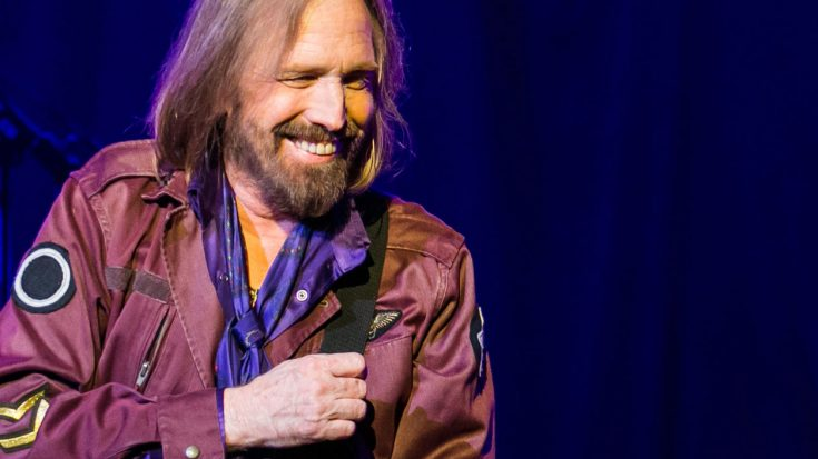 "Crazy As It Sounds, Tom Petty's ""Free Fallin'"" Actually Started Out A Joke Between Friends 