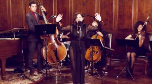 Alisan Porter Showcases Stunning Voice In This Beautiful, 60's Orchestral Rendition of 'Smells Like Teen Spirit'