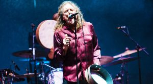 Robert Plant Resurrects His Retro Sound On BBC With Breathtaking Performance Of His Two Newest Hits!