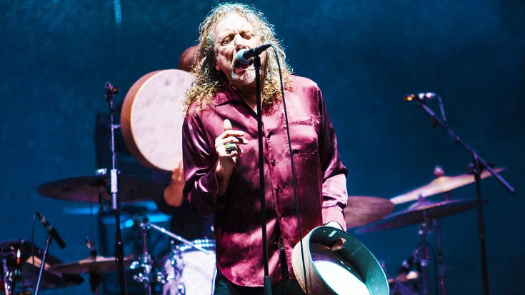 Robert Plant Resurrects His Retro Sound On BBC With Breathtaking Performance Of His Two Newest Hits! | Society Of Rock Videos