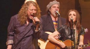 Robert Plant Teams Up With Folk Artists To Put A New Twist on 'Ramble On,' & It's Purely Amazing!