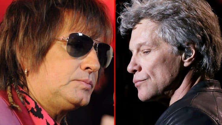 Richie Sambora's Open To A Bon Jovi Reunion, But Wait – There's A Catch   Society Of Rock Videos