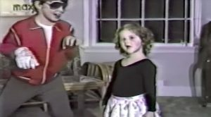 A-List Comedian And Her Brother Rock Out To Michael Jackson In Adorable Family Home Movies