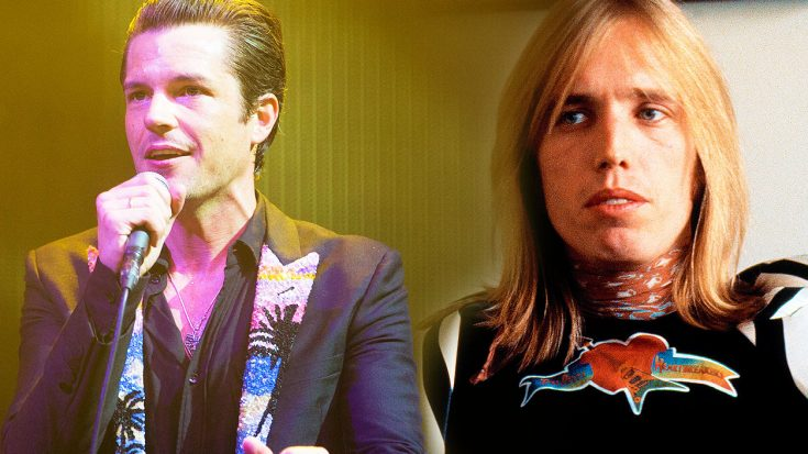 The Killers Pay Anthemic Tribute To Tom Petty With 'American Girl' Cover That Will Make You Smile! | Society Of Rock Videos