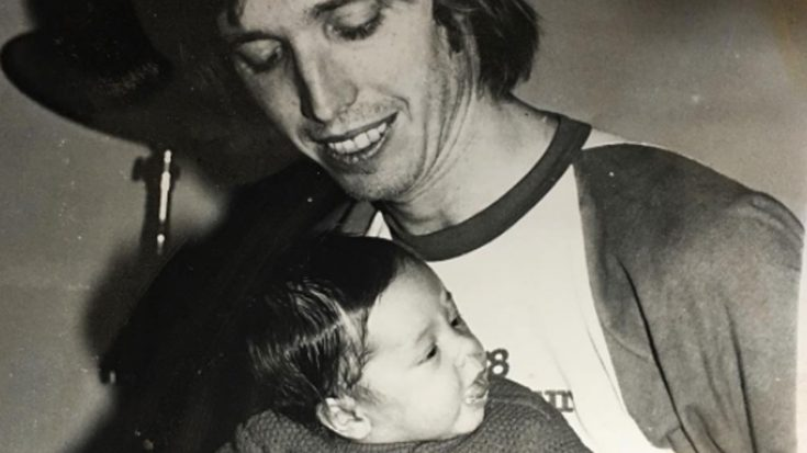 Tom Petty's Daughter Lovingly Remembers Dad In Series Of Tender Instagram Photos | Society Of Rock Videos