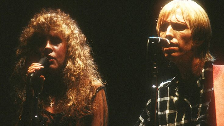 If It Wasn't For These Random Events, Stevie Nicks & Tom Petty Would've Never Teamed For This Duet | Society Of Rock Videos