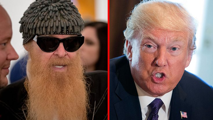 After All This Time, Billy Gibbons Finally Speaks Out About President Trump | Society Of Rock Videos