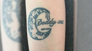 Late Rocker's Teen Daughter Shows Off New Tattoo In Honor Of Dad's Passing