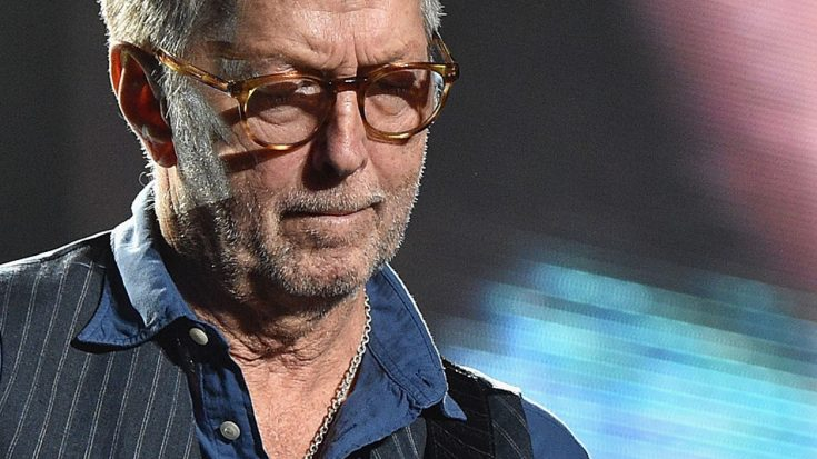 Eric Clapton's Heartbreaking Confession Is Every Musician's Worst Fear Come True | Society Of Rock Videos