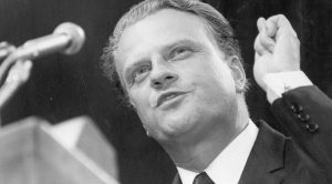 Billy Graham Has Passed Away At The Age Of 99