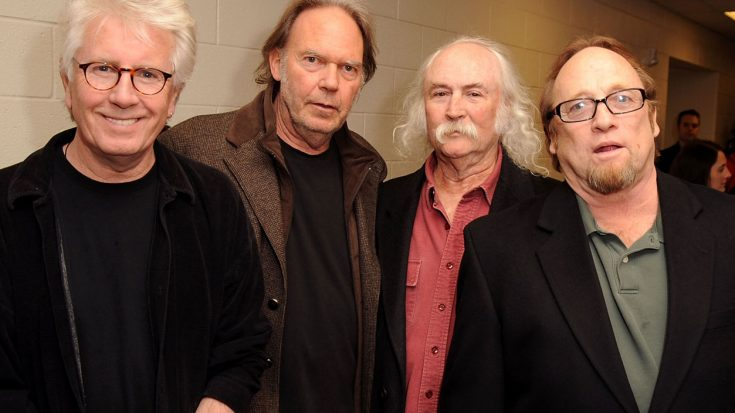 Crosby, Stills, Nash & Young Could Be Reunited By The One Thing They Hate More Than Each Other | Society Of Rock Videos