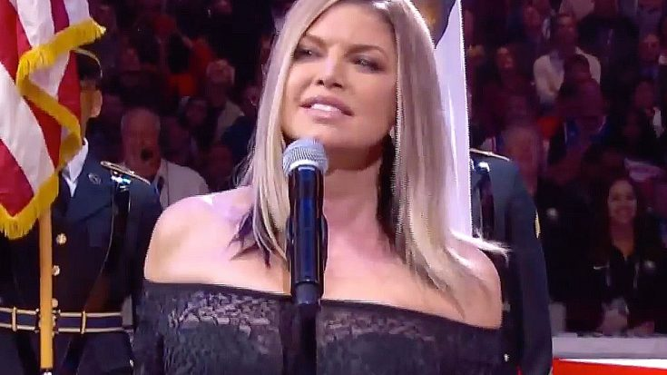 Twitter's 21 Most Savage Reactions To Fergie's Disastrous National Anthem Are Cracking. Us. Up! | Society Of Rock Videos