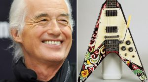 Can You Name These Guitar Gods Just From A Photo Of Their Guitar?