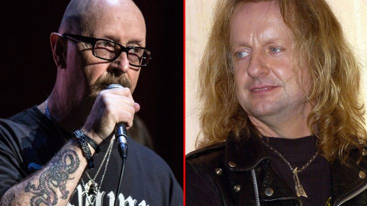 In 4 Words, Rob Halford Shuts Down Insulting New Rumor Spread By Former Bandmate K.K. Downing | Society Of Rock Videos