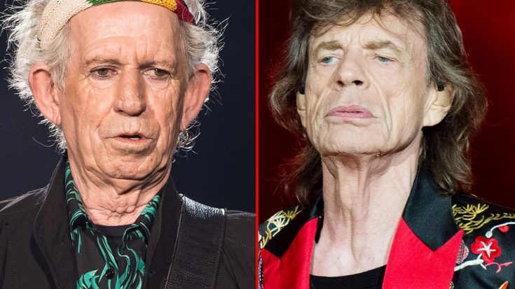 Keith Richards Just Said What You've Been Thinking Since 2016, And Mick Jagger Is Not Happy | Society Of Rock Videos