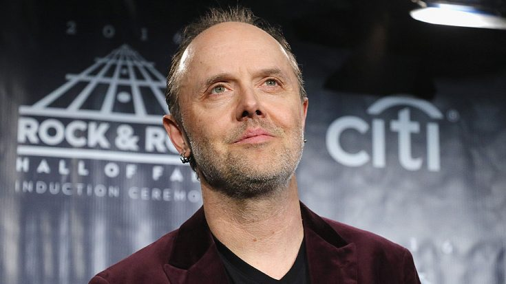 Lars Ulrich Just Wholeheartedly Admitted Something About Himself That Explains A Lot Of Things | Society Of Rock Videos