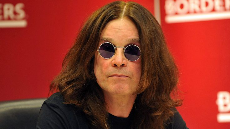 Ozzy Osbourne Is Not Proud Of His Recent Actions Towards His Fans…