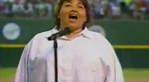 This National Anthem Performance Earned Roseanne Death Threats