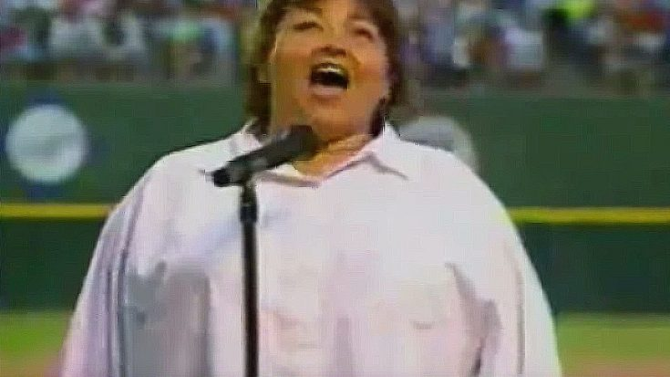 This National Anthem Performance Earned Roseanne Death Threats | Society Of Rock Videos