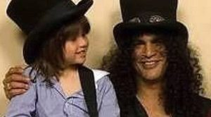 Slash's Son, London, Just Proved Looks Aren't The Only Thing They Have In Common