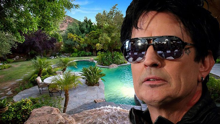 The Photos Of Tommy Lee's Luxurious Home Are Sure To Make You Jealous