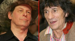 Ted Nugent Takes Savage Shot At Rolling Stones' Ronnie Wood – Fans Are NOT Happy