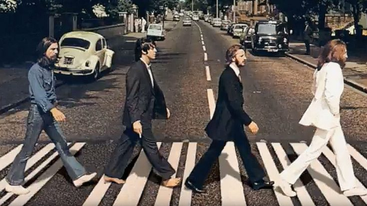 The Beatles' Famed 'Abbey Road' Photo Features World's Greatest Photobomb – But Did You Ever Spot It? | Society Of Rock Videos