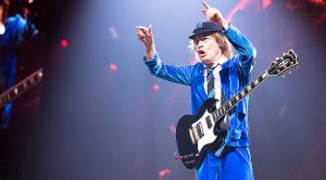 Report: AC/DC Working On New Album And They've Chosen A Singer