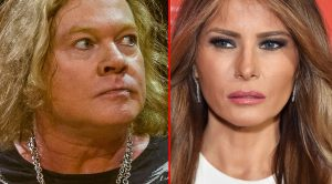 Axl Rose Rips Into Melania Trump On Twitter – You're Going To Hate What He Had To Say
