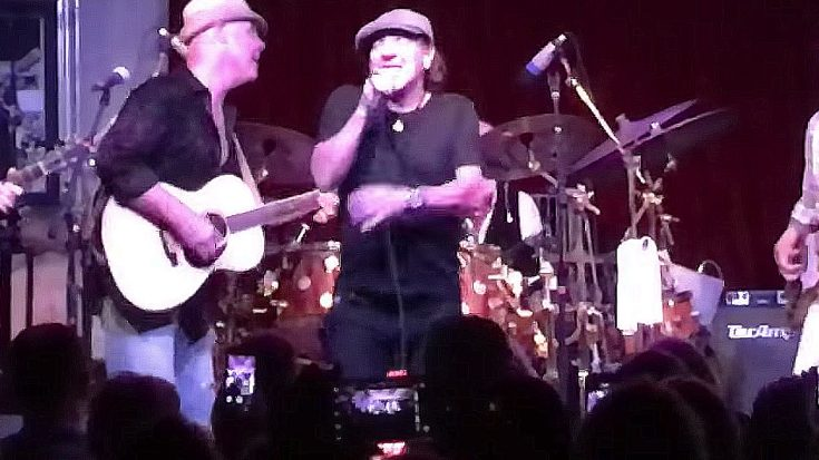 Fan Just Shared Intimate Live Video Of Brian Johnson – Here's What He Sounds Like In 2018 | Society Of Rock Videos